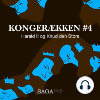 Harald II og Knud den Store - Kongerækken 4 (uforkortet)