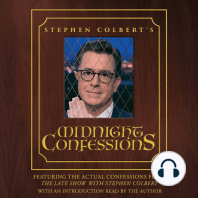 Stephen Colbert's Midnight Confessions