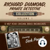 Richard Diamond, Private Detective, Collection 1