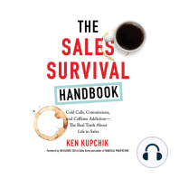 The Sales Survival Handbook