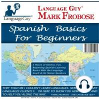 Spanish Basics for Beginners