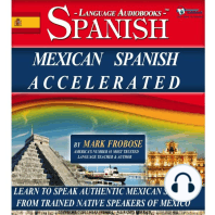 Mexican Spanish Accelerated