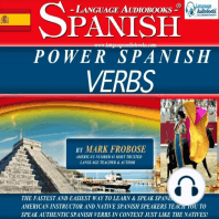 Power Spanish Verbs