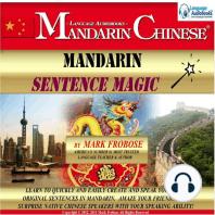 Mandarin Sentence Magic