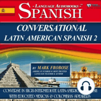 Conversational Latin American Spanish 2