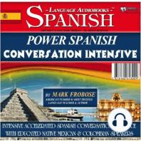 Power Spanish Conversation Intensive