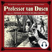 Professor van Dusen, Die neuen Fälle, Fall 11