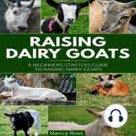 Raising Dairy Goats