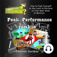 Peak Performance Junkie