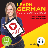 Learn German - Audio-Course No. 2