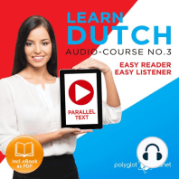 Learn Dutch - Audio-Course No. 3