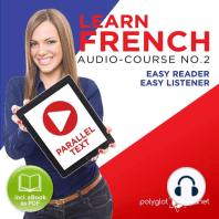 Learn French - Audio-Course No. 2