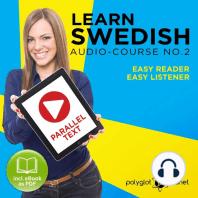 Learn Swedish - Audio-Course No. 2