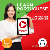 Learn Portuguese - Audio-Course No. 3: Easy Reader, Easy Listener