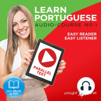 Learn Portuguese - Audio-Course No. 1: Easy Reader, Easy Listener