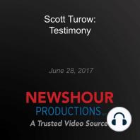 A War-Crime Mystery Drives Scott Turow's Newest Thriller