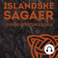 Gunløg Ormstunges saga - Islandske sagaer (uforkortet)