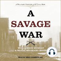 A Savage War