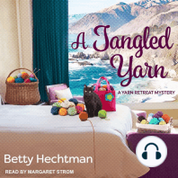 A Tangled Yarn: A Yarn Retreat Mystery