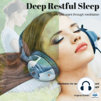 Deep Restful Sleep