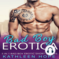 Bad Boy Erotica