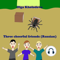 Three cheerful friends (Russian)
