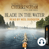 Blade in the Water - Cherringham - A Cosy Crime Series