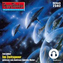 "Perry Rhodan 2592: Im Zeitspeer: Perry Rhodan-Zyklus ""Stardust"""