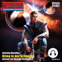 """Perry Rhodan 2587: Krieg in der Schneise: Perry Rhodan-Zyklus """"Stardust"""""""