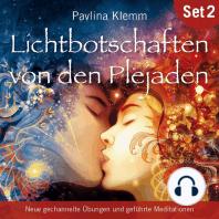 Lichtbotschaften von den Plejaden (Übungs-CD 2)