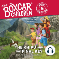 The Khipu and the Final Key