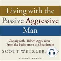 Living with the Passive-Aggressive Man