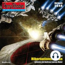 """Perry Rhodan 2548: Hibernationswelten: Perry Rhodan-Zyklus """"Stardust"""""""