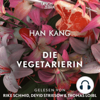Die Vegetarierin (Ungekürzte Lesung)