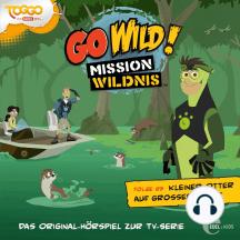 """Folge 23 """"Kleiner Otter auf großer Fahrt"""" (Das Original-Hörspiel zur TV-Serie)"""