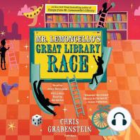 Mr. Lemoncello's Great Library Race