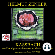 Kassbach oder Das allgemeine Interesse an Meerschweinchen