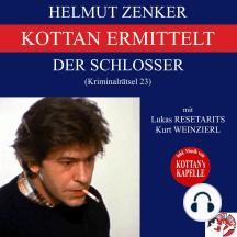 Kottan ermittelt: Der Schlosser (Kriminalrätsel 23)