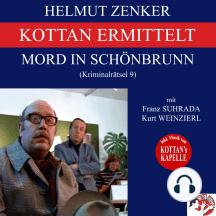 Kottan ermittelt: Mord in Schönbrunn (Kriminalrätsel 9)