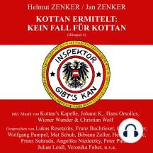 Kottan ermittelt: Kein Fall für Kottan (Hörspiel 4)