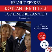 Kottan ermittelt: Tod einer Bekannten (Kriminalrätsel 12)