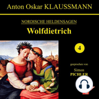 Wolfdietrich (Nordische Heldensagen 4)