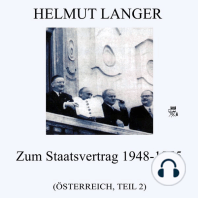 Zum Staatsvertrag 1948-1955 (Österreich - Teil 2)