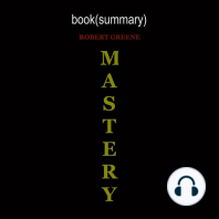 Summary of Mastery