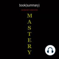 Summary of Mastery