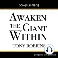 Awaken the Giant Within by Tony Robbins - Book Summary