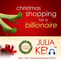 Christmas Shopping for a Billionaire
