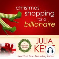 Christmas Shopping for a Billionaire