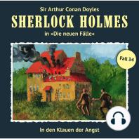 Sherlock Holmes, Die neuen Fälle, Fall 34