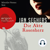 Die Akte Rosenherz (Autorisierte Lesefassung)